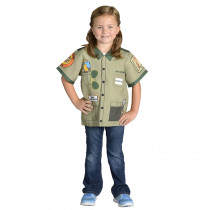 AEATZOO - My 1St Career Gear Zookeeper One Size Fits Most Ages 3-6 in Role Play