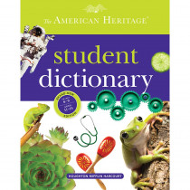 AH-9780547659589 - The American Heritage Student Dictionary in Reference Books