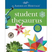 AH-9781328787323 - American Heritage Student Thesaurus in Reference Books