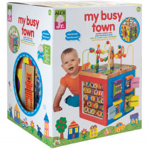 ALE4W - My Busy Town in Hands-on Activities