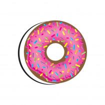 Magnetic Whiteboard Eraser, DonutFetti - ASH09991 | Ashley Productions | Erasers