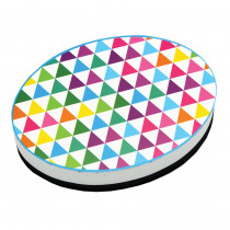 ASH09994 - Color Triangles Magnetic Wb Erasers in General