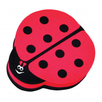 ASH10015 - Magnetic Whiteboard Eraser Ladybug in Whiteboard Accessories