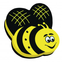 ASH10019 - Magnetic Whiteboard Eraser Bee in Whiteboard Accessories