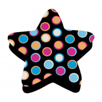 ASH10026 - Magnetic Whiteboard Star Dots Erasers in Whiteboard Accessories