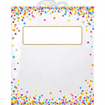 ASH10580 - Hanging Storage Bag Confetti Pattrn in Storage