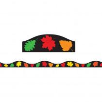 ASH11139 - Magnetic Border Fall Leaves 1.5 W Seasonal in Border/trimmer