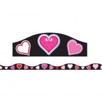 ASH11141 - Magnetic Border Val Hearts 1.5 W Seasonal in Border/trimmer