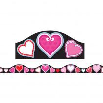 ASH11419 - Magnetic Border Valentines Heart 1W Seasonal in Border/trimmer