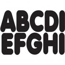 ASH17000 - Black 2-3/4In Magnetic Letters in General