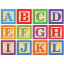 ASH17020 - Abc Blocks Magnetic Letters in General