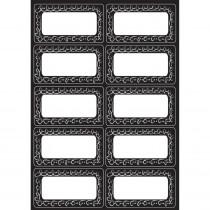 ASH19014 - Die-Cut Magnets Chalk Loop Labels in General