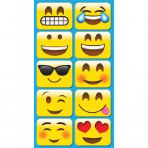 ASH78005 - Emojis Mini Whiteboard Erasers Non Magentic in General