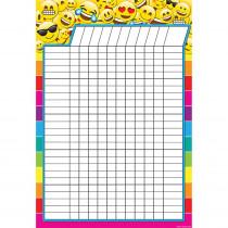 ASH91009 - Emoji Incentive Smart Poly in Classroom Theme