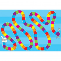 ASH91022 - Blank Spaces Colorful Gm Bd Smart 13X19 Poly Chart in Games