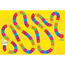 ASH91023 - Number Game Board Smart Poly Chart 13X19 in Math