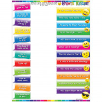 ASH92011 - Growth Mindst Emoji 17X22 Smart Poly in Inspirational