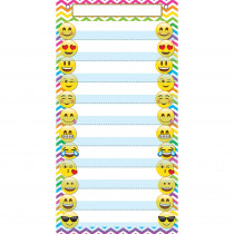ASH94001 - Pocket Chart 10 Pockets Sched Emoji in Pocket Charts