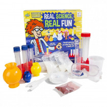 BAT4165 - Real Science Real Fun in Experiments