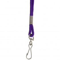 BAUM68914 - Standard Lanyard Purple in Accessories
