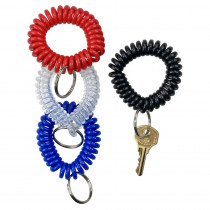 BAUMKC7000 - Wrist Coil Key Chain in Accessories
