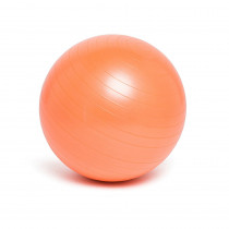 Balance Ball, 45cm, Orange - BBAWBS45OR | Bouncy Bands | Physical Fitness