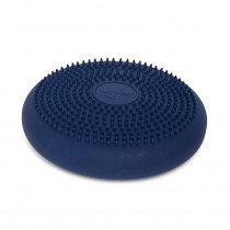 Little Wiggle Seat Sensory Cushion, Blue - BBAWS27BU | Bouncy Bands | Floor Cushions
