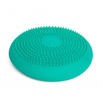 Little Wiggle Seat Sensory Cushion, Mint - BBAWS27GR | Bouncy Bands | Floor Cushions