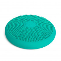 Big Wiggle Seat Sensory Cushion, Mint - BBAWS33GR | Bouncy Bands | Floor Cushions