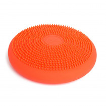 Big Wiggle Seat Sensory Cushion, Orange - BBAWS33OR | Bouncy Bands | Floor Cushions
