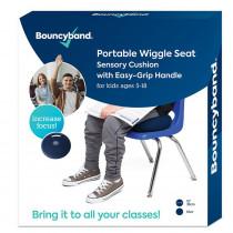 Portable Wiggle Seat Sensory Cushion, Blue - BBAWSHABU | Bouncy Bands | Chairs
