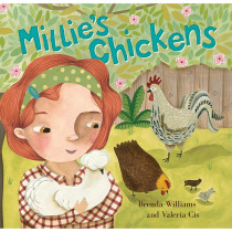 BBK9781782850830 - Growing Up Green: Millies Chickens in Classroom Favorites
