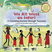 BBK9781841481197 - We All Went On Safari A Counting Journey Through Tanzania in Classroom Favorites