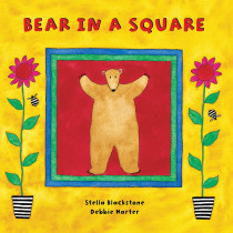 BBK9781841482873 - Bear In A Square Board Book in Classroom Favorites