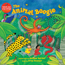 BBK9781846866203 - The Animal Boogie in Classroom Favorites