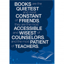 BCP1829 - Poster - Books Most Constant Of Friends in Language Arts