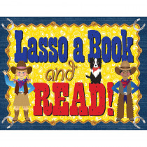 BCPLL1022SCH - Lasso A Book Chart in Language Arts