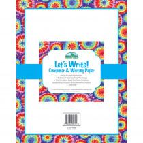 BCPLL715P - Tie Dye Computer Paper 50Ct in Design Paper/computer Paper