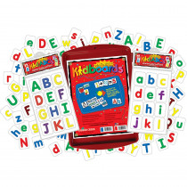 BCPLM2402 - Kidabcs Activity Kit Learning Magnets in Magnetic Letters