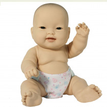 BER16540 - Lots To Love 10In Asian Baby Doll in Dolls