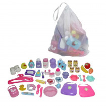 For Keeps! Baby Doll Essentials Deluxe Accessory Bag - BER81106 | Jc Toys Group Inc | Doll House & Furniture