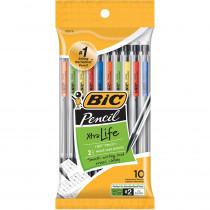 BICMPP101 - Bic Mechanical Pencils 0.7Mm 10Pk in Pencils & Accessories