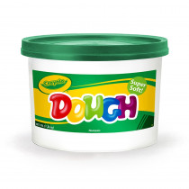 BIN1544 - Modeling Dough 3Lb Bucket Green in Dough & Dough Tools