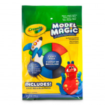 Model Magic Craft Pack, 6 ct. - BIN232407 | Crayola Llc | Dough & Dough Tools