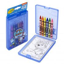 Paw Patrol Travel Pack - BIN40393 | Crayola Llc | Art Activity Books