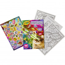 Cosmic Cats Coloring Book - BIN40497 | Crayola Llc | Art Activity Books
