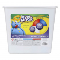 BIN4415 - Model Magic 2Lb Bucket Assorted Colors in Clay & Clay Tools