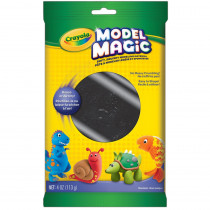BIN4451 - Model Magic 4 Oz Black in Clay & Clay Tools
