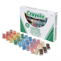 Dough Classpack, 1 oz. Assorted Colors, 30 Count - BIN570173 | Crayola Llc | Dough & Dough Tools