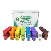 Dough Classpack, 3 oz. 48 Count - BIN570174 | Crayola Llc | Dough & Dough Tools